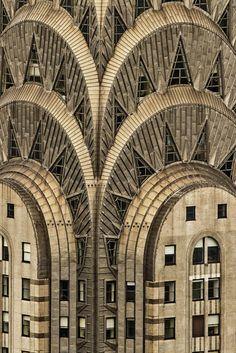 The Chrysler Building, New York, 1928-1930, by architect William Van Alen. / Google