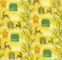 Anna Maria Horner Little Folks Forest Hills Citrus - VOILE
