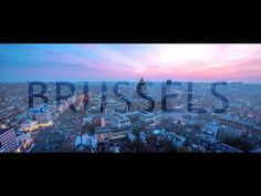 Travel Brussels in a Minute - Aerial Drone Video | Expedia - YouTube