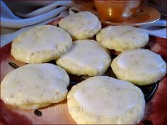 Limoncello Cookies from Food.com:   								These are traditional Limoncello cookies, popular at weddings.  Cook time does not include chilling time.  A recipe for Limoncello:  Limoncello (Lemoncello,  Limoncella)