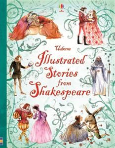 Illustrated Stories from Shakespeare. Regular price is $19.99, on sale for $12.00 until 12/17. Follow the link for more information, contact me to order. While supplies last!