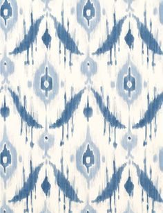 Thibaut Island Ikat Wallpaper from the Avalon collection. Find out how many rolls you require with our Wallpaper calculator.