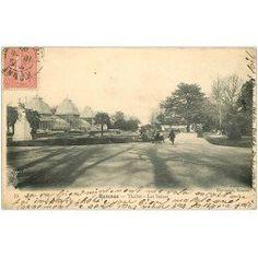 RENNES - Le Thabor - Les Serres - 1905