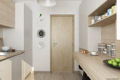 5-bucatarie de 6 mp cu mobilier proiectat pe doua laturi