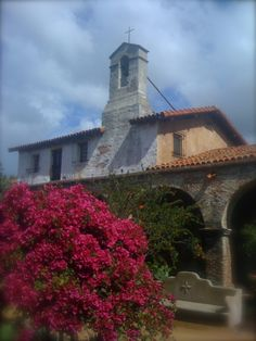 California Missions, some of my favorite places to be in this lovely state