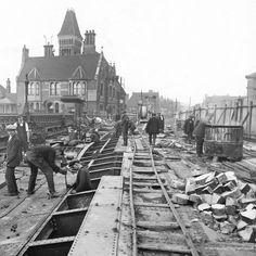 Nottingham City, Old Photos, Street View, History, Bridges, Arms, Pictures, Collection, Antique Photos