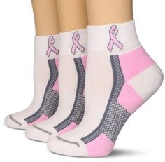 Wrightsock Women's X Fit Qtr 3 Pack Athletic Socks