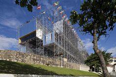 Galeria de Pavilhão Humanidade2012 / Carla Juaçaba + Bia Lessa - 10