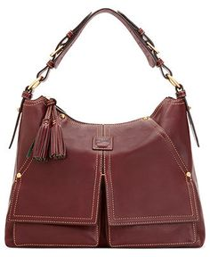 Dooney & Bourke Handbag, Florentine Kingston Hobo - Dooney & Bourke - Handbags & Accessories - Macy's