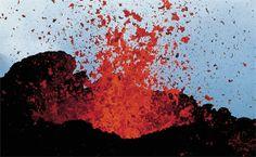 Volcan en erupción Abstract, Artwork, Erupting Volcano, Volcanoes, Pictures, Summary, Work Of Art, Auguste Rodin Artwork