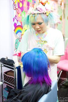 hairstylist Iku