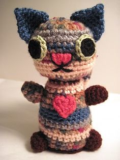 So adorable I couldn't take it anymore and bought it!  One of my favorite etsy purchases.  #dteam
