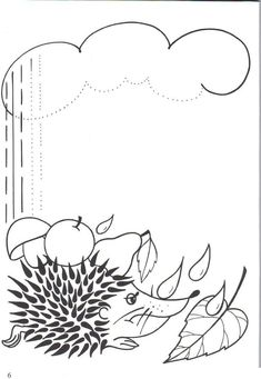 Crafts,Actvities and Worksheets for Preschool,Toddler and Kindergarten.Lots of worksheets and coloring pages. Printable Preschool Worksheets, Tracing Worksheets, Worksheets For Kids, Free Printable, Forest School Activities, Autumn Activities, Classroom Crafts, Preschool Activities, Preschool Kindergarten