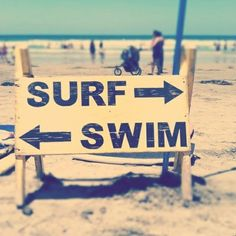Just because I want to learn how to surf so bad!