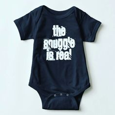 The Snuggle is Real baby bodysuit in black @ www.onekindnessaday.com  #kindness #baby #act #kind #bekind #starttoday #itsfree #costsnothing #payitforward #trickleeffect #2016 #resolutions #bekinder #california #randomact #picoftheday #photooftheday #feelsgood #instalike #instagood #instadaily #instamood #lifeisgood #spreadthelove #love #quote #happiness #feelgood #sf @ktvu2 @ayeshacurry