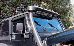 1993 Jeep Wrangler Diesel Air Snorkel Photo 8
