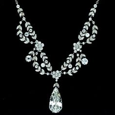 Cool Diamond Necklaces For Women | Saamit.Com picture #Diamond #Necklace