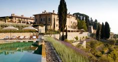 CdB - Luxury Hotel & Resort Tuscany - Val d'Orcia - Castiglion del Bosco