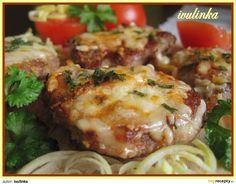 Czech Recipes, Ethnic Recipes, Salty Foods, Snack Recipes, Snacks, Gnocchi, Baked Potato, Menu, Treats