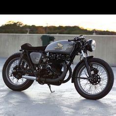 Honda CB Cafe (Bobber)
