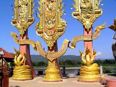 Photo: Thailand - Chiang Saen (Golden Triangle) (ThaiSmile.jp)