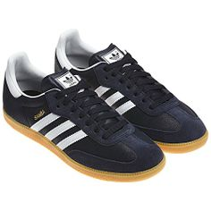 adidas Trainers Suede Upper Material Shoes for Men Adidas Samba, Mens Trainers, Adidas Men, Adidas Sneakers, Samba Shoes, Adidas Retro, Shoes Too Big, Courses, Sports Shoes