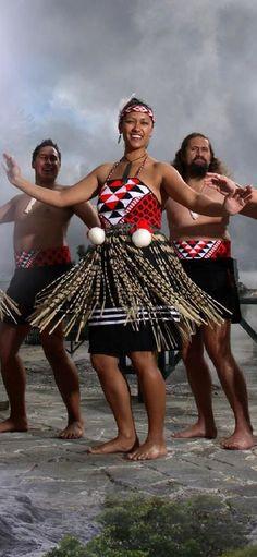 Whakarewarewa, The Living Maori Village - Rotorua, central North Island, New Zealand/Aotearoa Polynesian Dance, Polynesian Culture, New Zealand North, New Zealand Travel, Tonga, Tahiti, Ta Moko Tattoo, Maori People, Long White Cloud