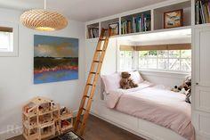 детская кровать подиум окно - Поиск в Google