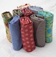 Reusable Grocery Bags by Renee63, via Flickr
