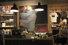 Matrix Frame в сети магазинов LEVI`S Frame, Painting, Art, Picture Frame, Art Background, Painting Art, Kunst, Paintings, Performing Arts