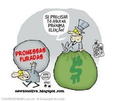 PROMESSAS DE CORRUPÇÃO CONTINUADA...