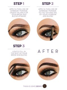 Anastasia Beverly Hills Dipbrow Pomade Make Up Dip Brow Pomade with Box UK Stock Best Eyebrow Brush, Eyebrow Makeup Tips, Best Eyebrow Products, Eye Makeup, Eyebrow Tinting, Beauty Products, Tutorial Eyebrow, Emo Makeup Tutorial, Tweezing Eyebrows