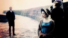"Captain Wentworth and Anne Elliot - 2007 adaptation of Persuasion. ""You pierce my soul. I am half agony, half hope...I have loved none but you."""