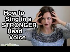 This singing tips video is about how to pump more power into your head voice!  These 3 tips will help you focus your resonance and bring power to your head voice without straining.  Enjoy!