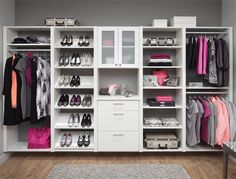 Custom Closet Systems - Build Your Dream Closet! - Closet Ideas | HomePortfolio.com