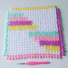 Pot Holders, Blanket, Crochet, Angel, How To Knit, Tejidos, Hot Pads, Potholders, Ganchillo