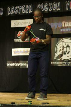 YoYo Freestyle entertainer - UK www.streets-united.com