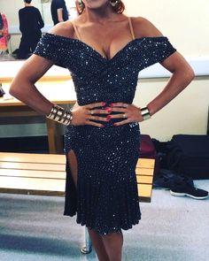 cc862c22bf As 271 melhores imagens sobre Vestidos dança salão em 2019