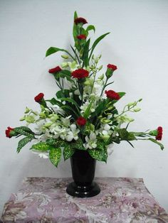 Flower Arrangement these are the floral arrangements, I dream my customers want.    LOVE    Fresh Flower Arrangement #57 by FLORAL NEW YORK,...