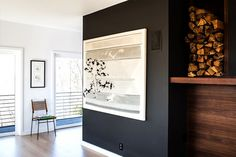 Home Tour: The Nashville Home of Kings of Leon's Nathan Followill via @domainehome