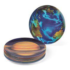 Planetary Plate Set
