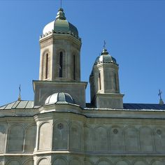 Manastirea Dealu Targoviste Romania, Notre Dame, Building, Travel, Viajes, Buildings, Destinations, Traveling, Trips