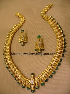 50 New Ideas For Jewerly Gold Necklace Indian Accessories Jade Jewelry, Wedding Jewelry, Statement Jewelry, Necklace Set, Gold Necklace, Pandora Necklace, Necklace Ideas, Diamond Necklaces, Gold Earrings