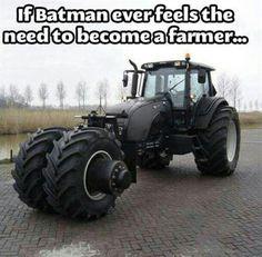 Batmotractor...