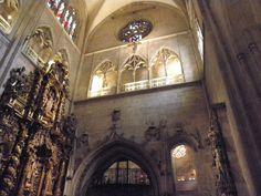 Interior de la Catedral de Oviedo