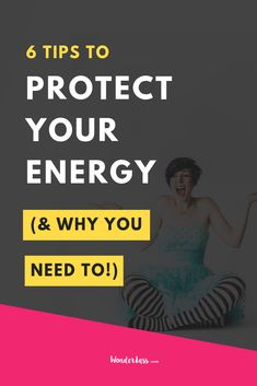 Give this short + actionable episode a listen because I'm gonna talk about how you can not only protect your energy but WHY it's so important to … especially as an entrepreneur.   It's super important to make sure you're energy level is at 100 because the better you FEEL the better your business will RUN! #mentalhealthtips #entrepreneurialmindset #entrepreneurtips