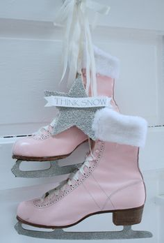 Think Snow | cherished*vintage | Flickr Pretty In Pink, Pink Love, Hot Pink, Pale Pink, Tout Rose, I Believe In Pink, Winter Mode, Everything Pink, Pink Christmas
