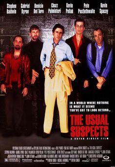 Sospechosos habituales (1995) - FilmAffinity