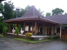 Rumah Joglo Jogja..3.5M..mau?..0858 7888 1881..Lokasi di Jl. Kaliurang KM 12.5 Jogjakarta