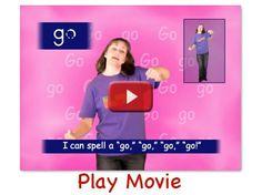Sing & Spell the Sight Words - Volume 1 DVD